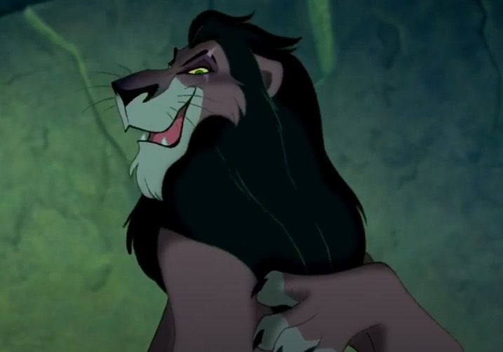 Voice Acting: Me as Scar, Be Prepared